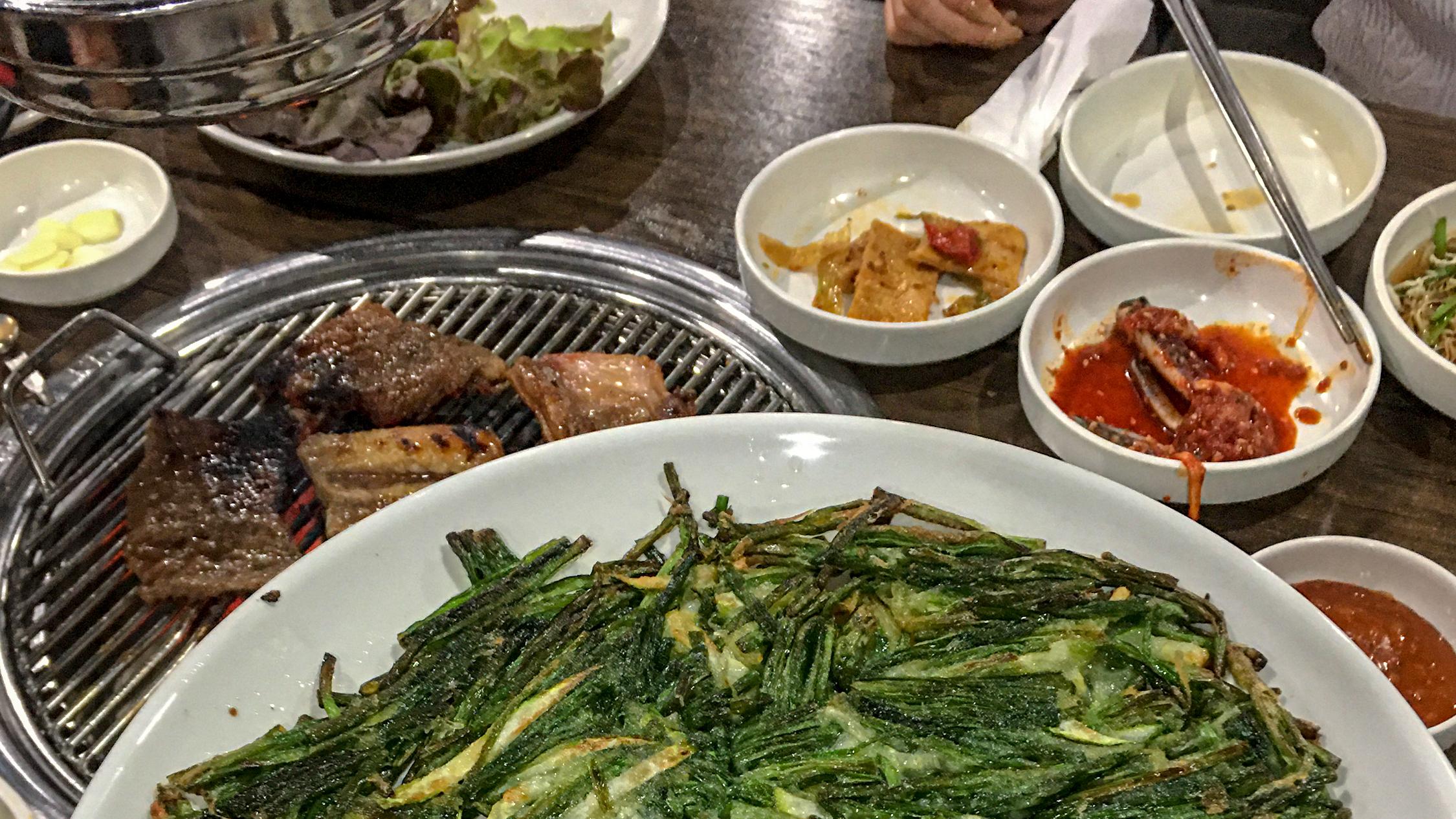 Mapo Korean BBQ