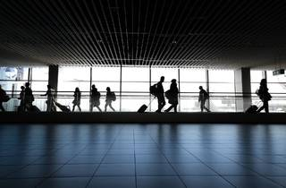 airport stock