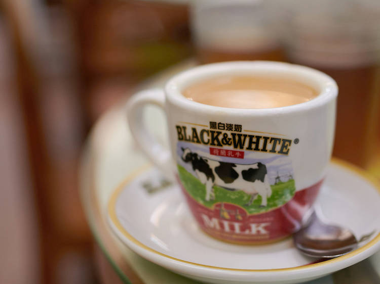 Best milk tea in Hong Kong