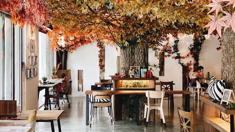 Kreams Krafthouse interior