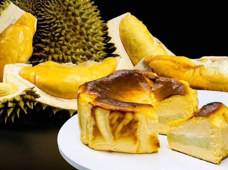 What to pair with durians?