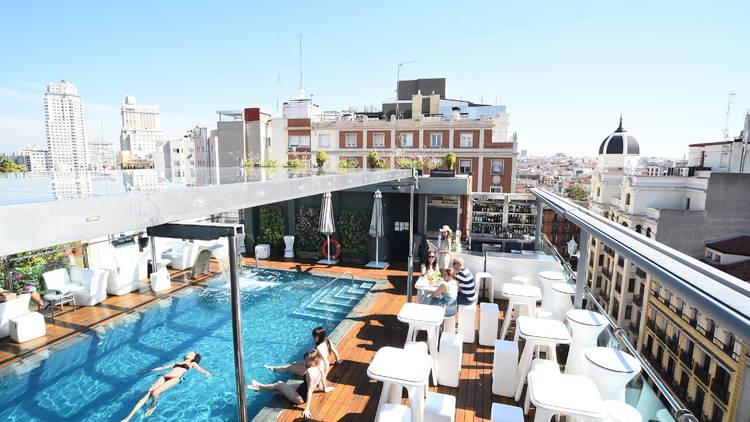 Piscina Hotel Santo Domingo