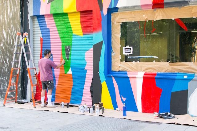 Vuelve la 'Street art hunt', la gymkhana de arte urbano gratis de C.A.L.L.E. Lavapiés