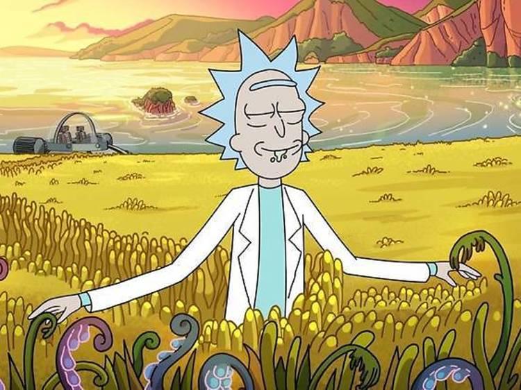 Rick and Morty (depuis 2013)
