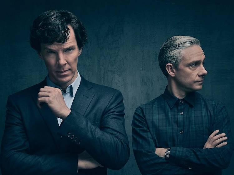 Sherlock (2010-2017)