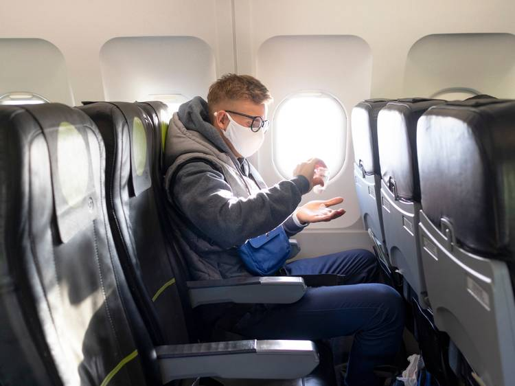 What are the other risks on a plane?