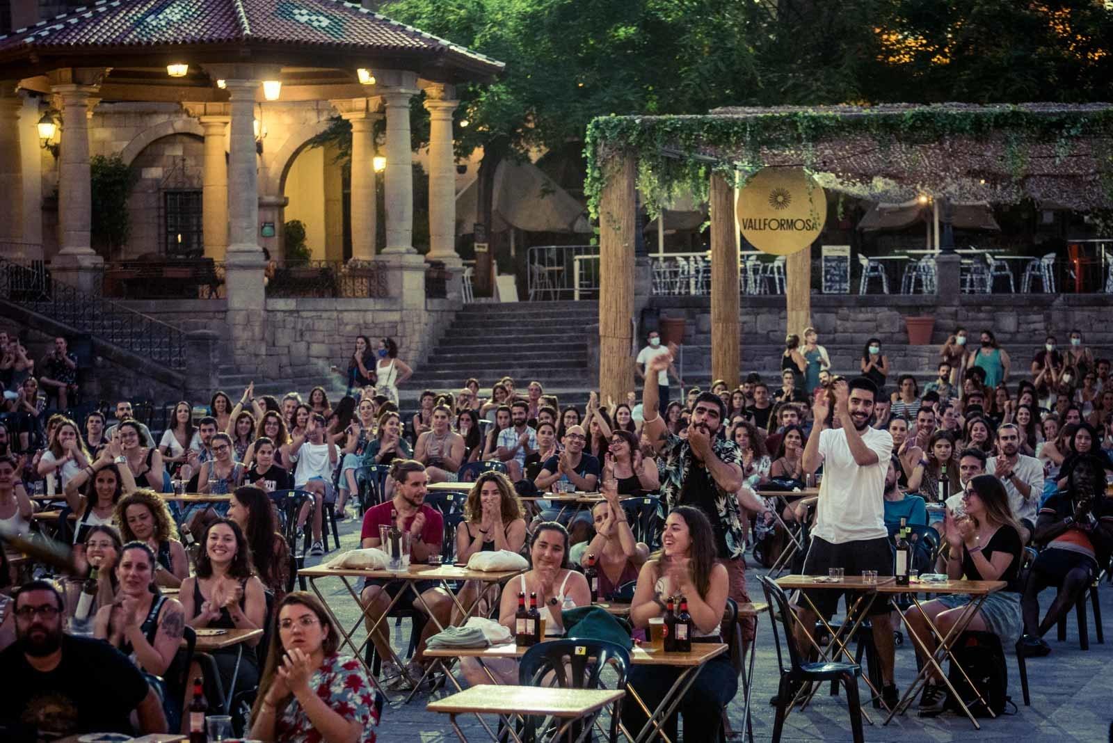 La música en la Barcelona del desconfinamiento