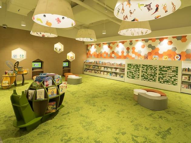 The best libraries in Singapore for kids