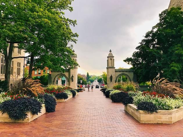 Bloomington, Indiana University