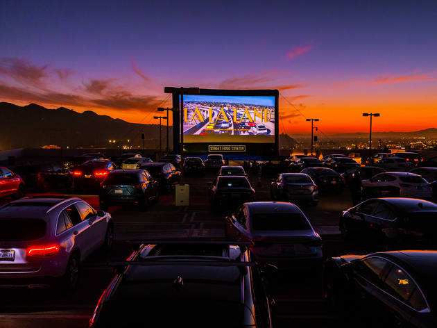 All Of The Outdoor Movies In L A In One Easy Calendar