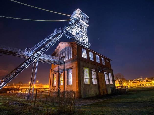 Mine de Saint-Etienne