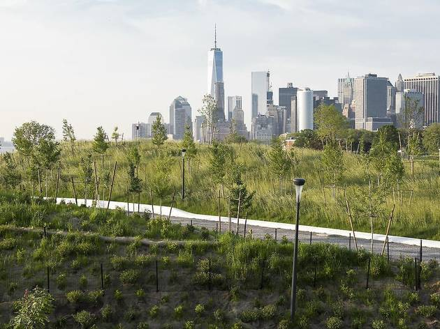 A guide to Governors Island