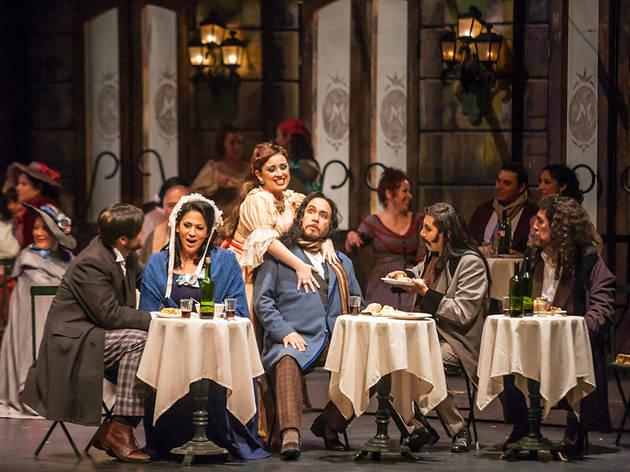 Disfruta de un clásico de Giacomo Puccini: La bohème ya está en línea