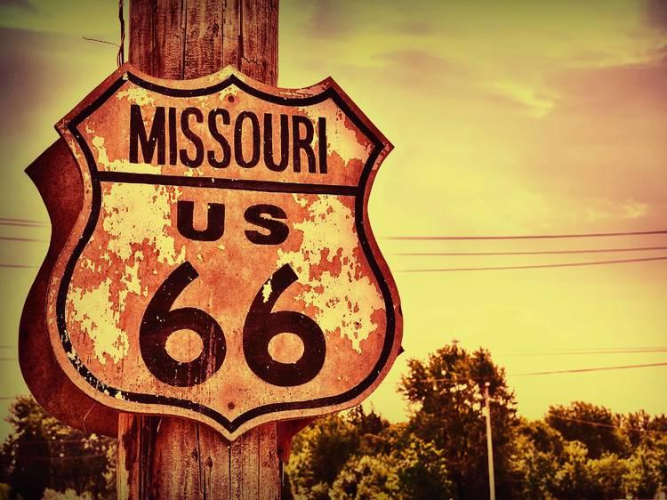 Missouri: Get your kicks on Route 66