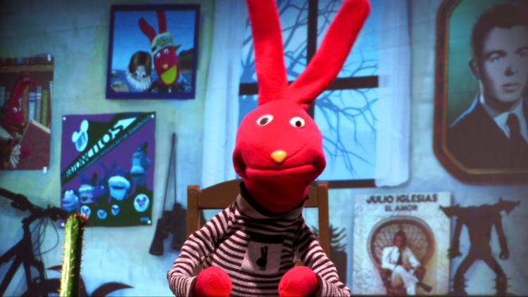 Marioneta de Juan Carlos Bodoque de 31 minutos