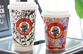 Pacific Coffee Hong Kong BOGOF deal