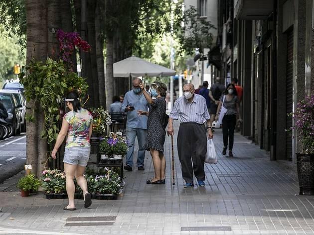Barcelona anunciarà noves mesures per frenar els contagis
