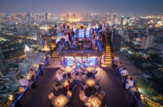 Vertigo Moon Bar at Banyan Tree Bangkok