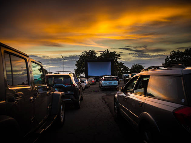 The Summer Screen at Suffolk Downs