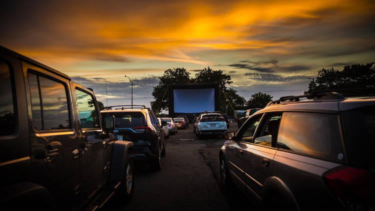 The Summer Screen at Suffolk Downs