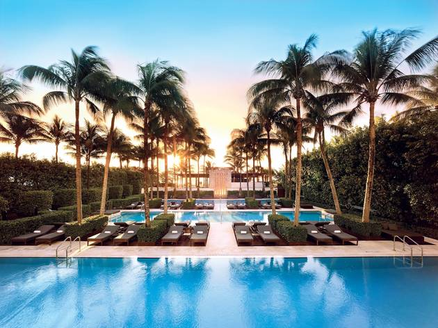 This South Beach hotel is giving locals access to its celebrity hot-spot pool