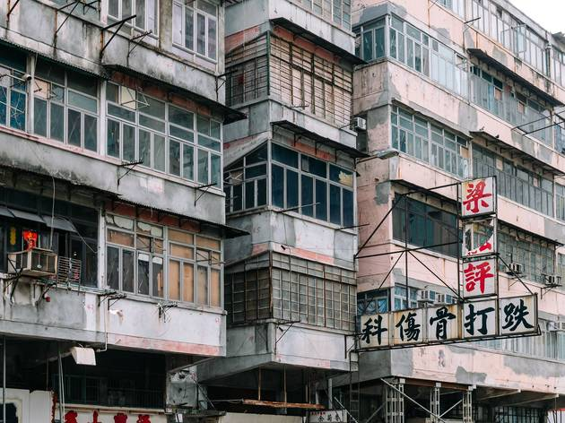 Urban heritage: preserving Hong Kong's disappearing street signs