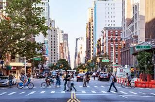 East Village nyc street