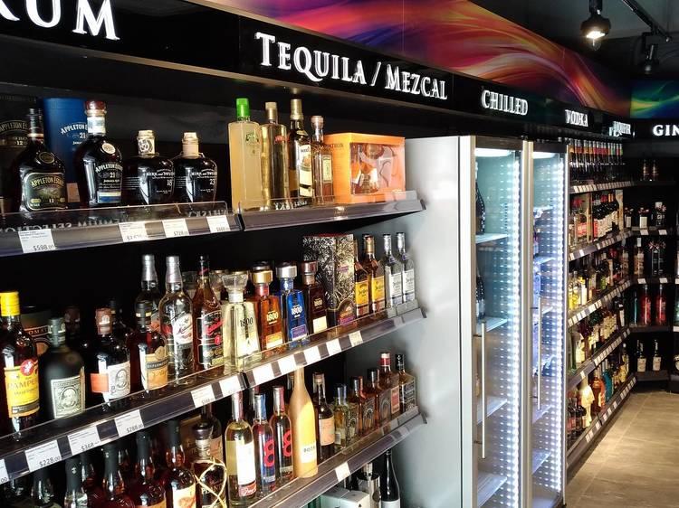 HK Liquor Store