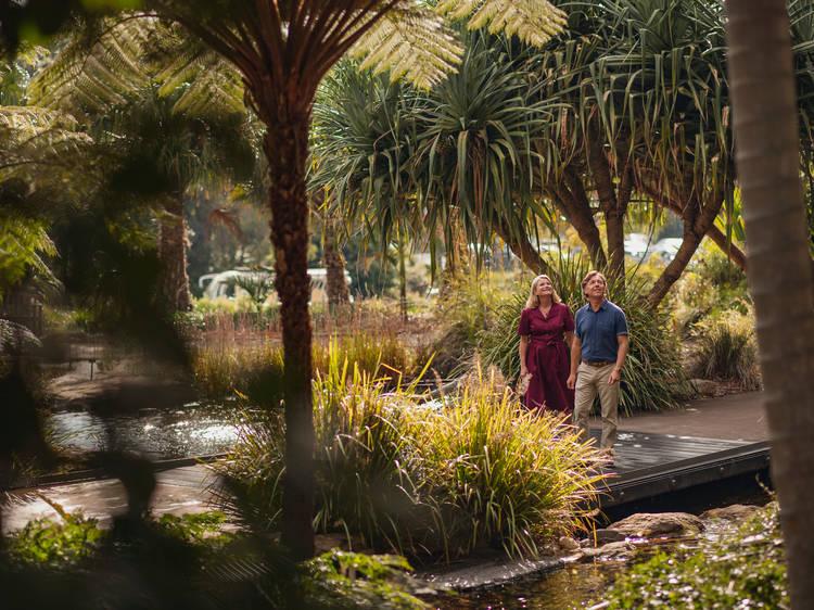 The Australian Botanic Gardens