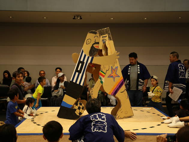 Don't miss: Highlights from the Sumida River Sumi-Yume Art Project