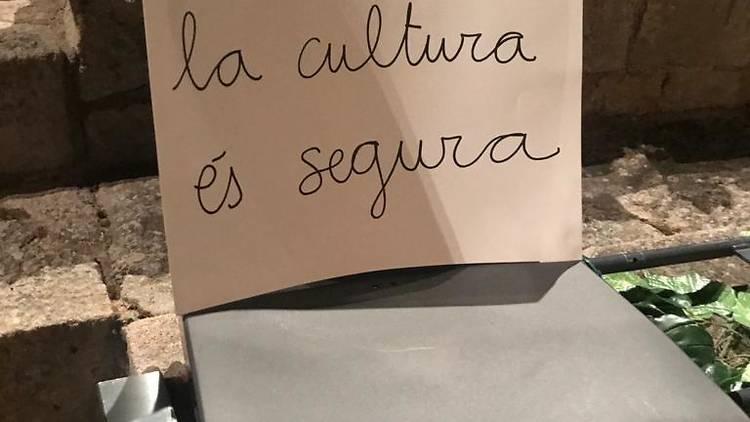 Grec #culturasegura