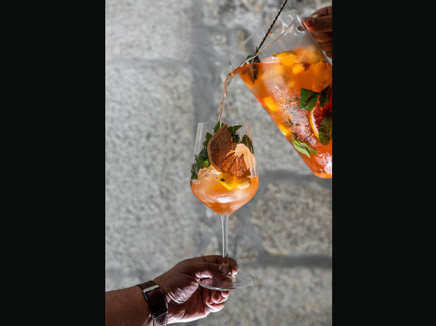 Bebida, Sangria de Toranja, The Ribbs