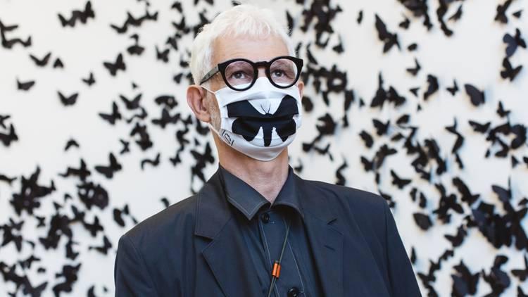 Carlos Amorales mask
