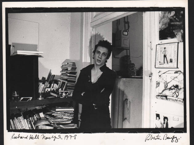 Richard Hell por Roberta Bayley