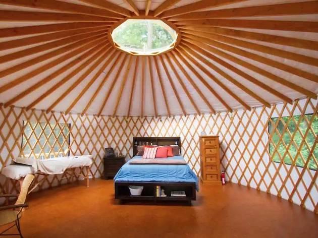 YurtCation Airbnb
