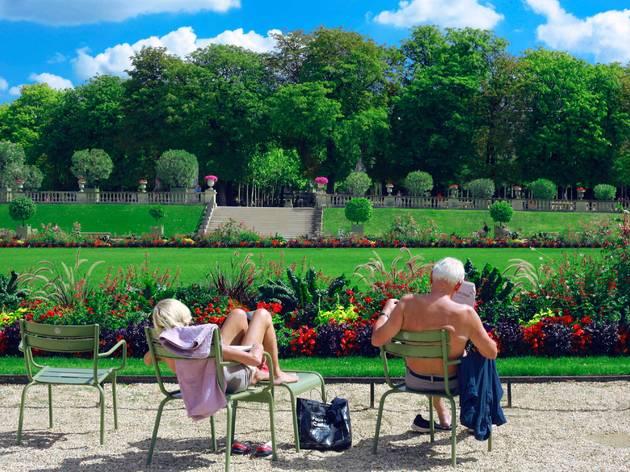 Les meilleurs parcs et jardins à Paris
