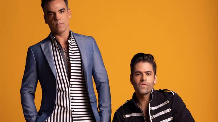 Caramelos de Cianuro presentan show en streaming desde Caracas
