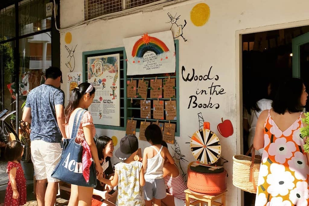 The best bookstores for children in Singapore