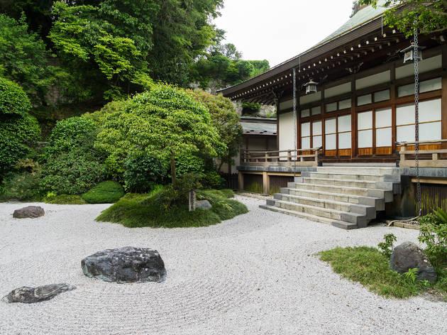 Houkokuji Temple