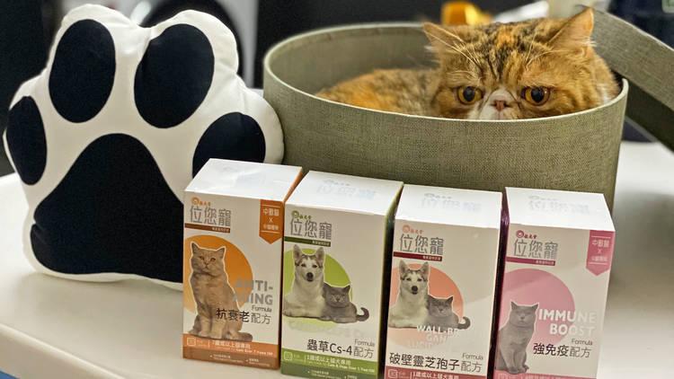 Wai Yuen Tong ProVet Chinese Herbal Supplements