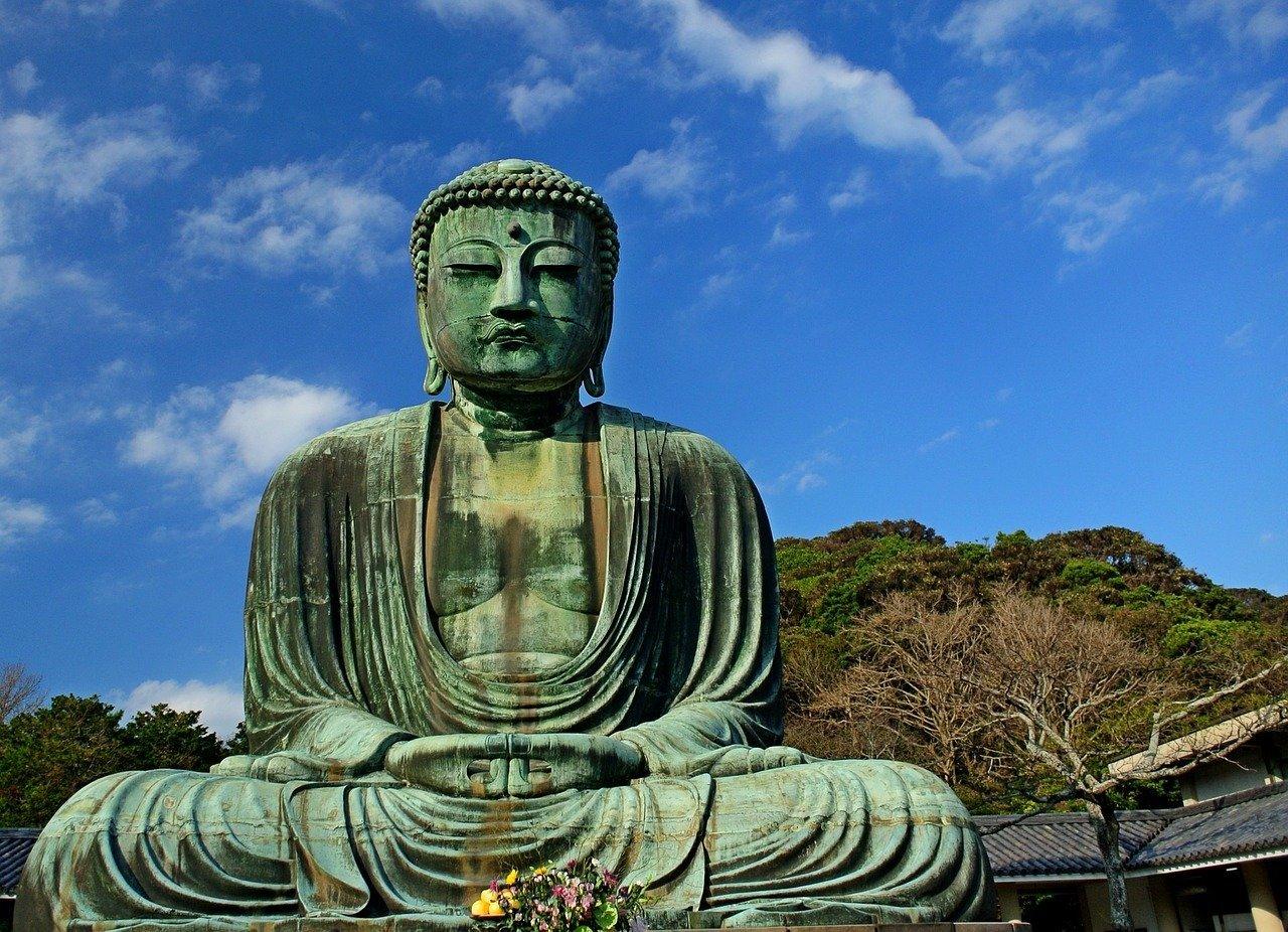 Kamakura Buddha Daibutsu
