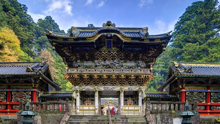 Nikko Toshogu Shrine