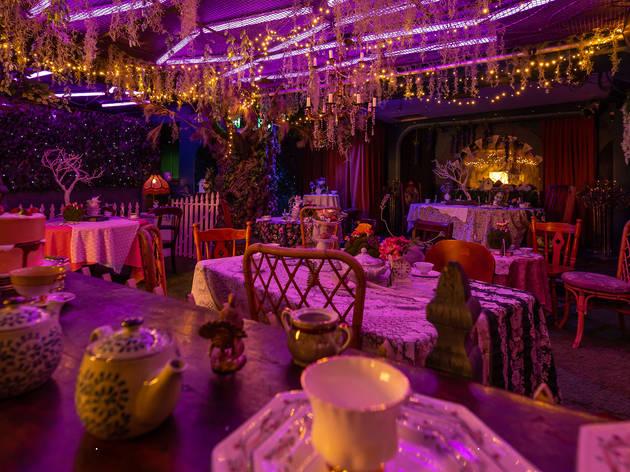 Mad Hatter's Tea Party Wonderland