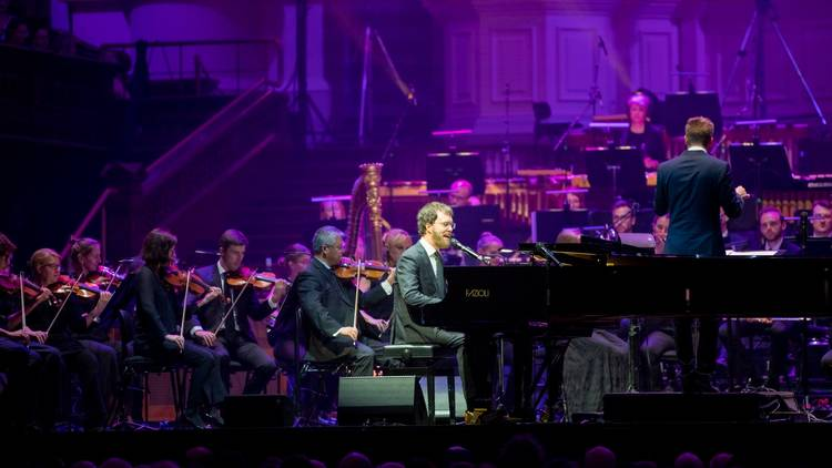 Ben Folds in concert with the Sydney Symphony Orchestra