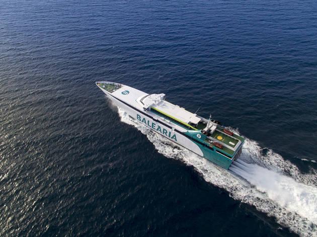Ruta en vaixell per les illes Balears!