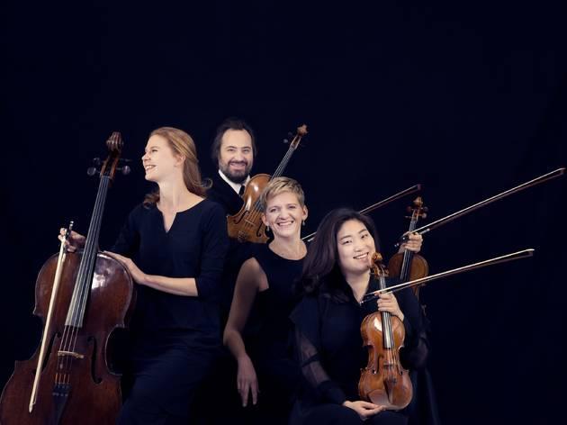 Quartet Artemis