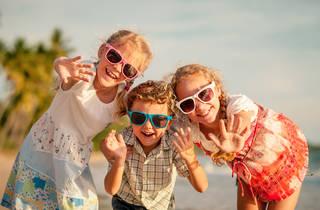 Nens a l'estiu