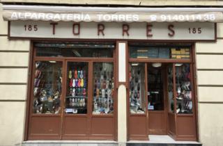 Alpargatería Torres