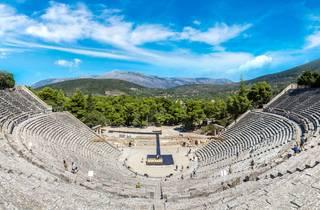 Epidaurus amphitheatre