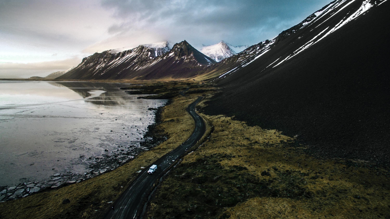 A Islândia quer ouvir os seus gritos nos lugares mais remotos da ilha